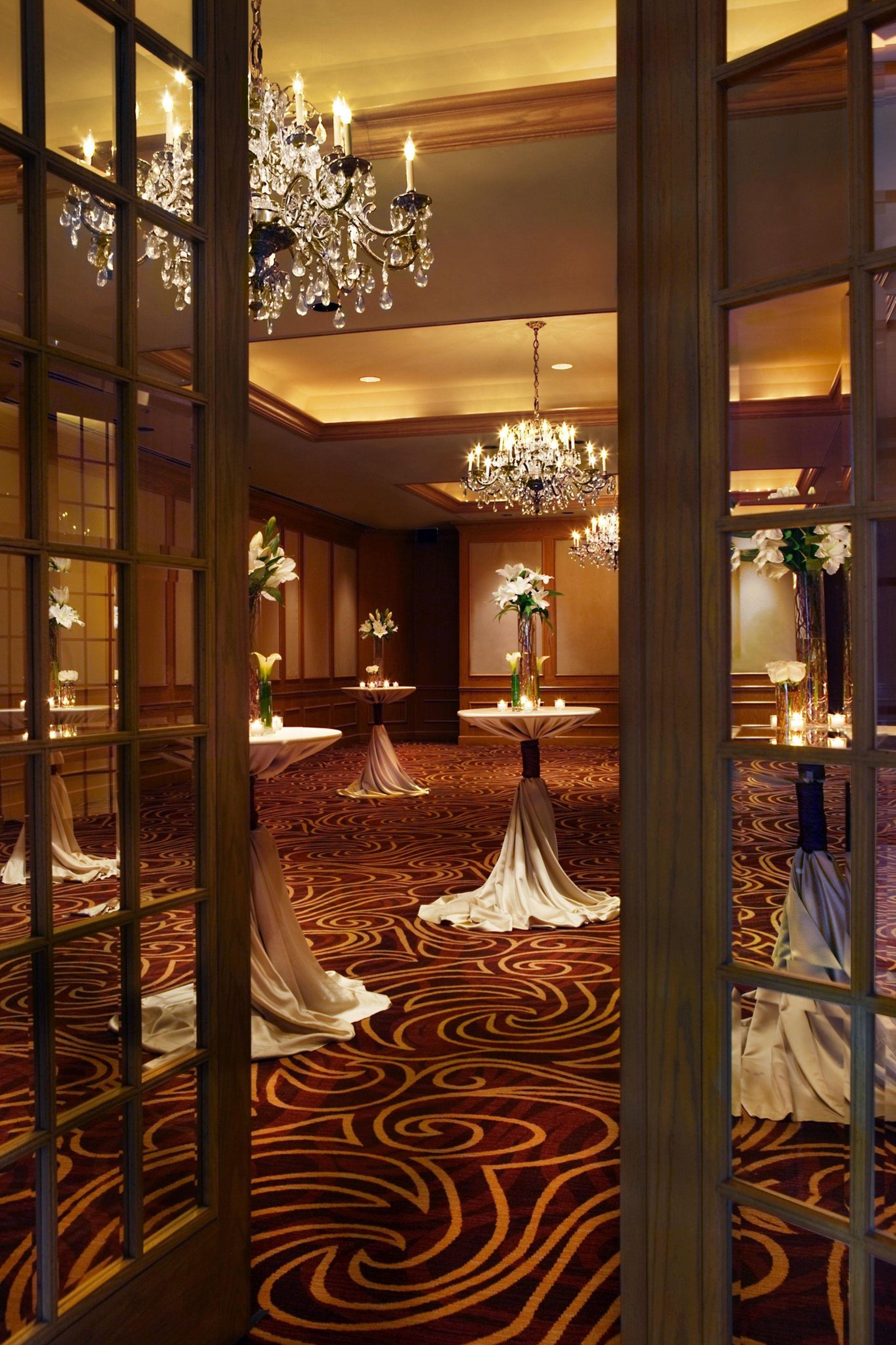 Lindbergh Reception Suites At Hilton Rosemont Chicago O Hare