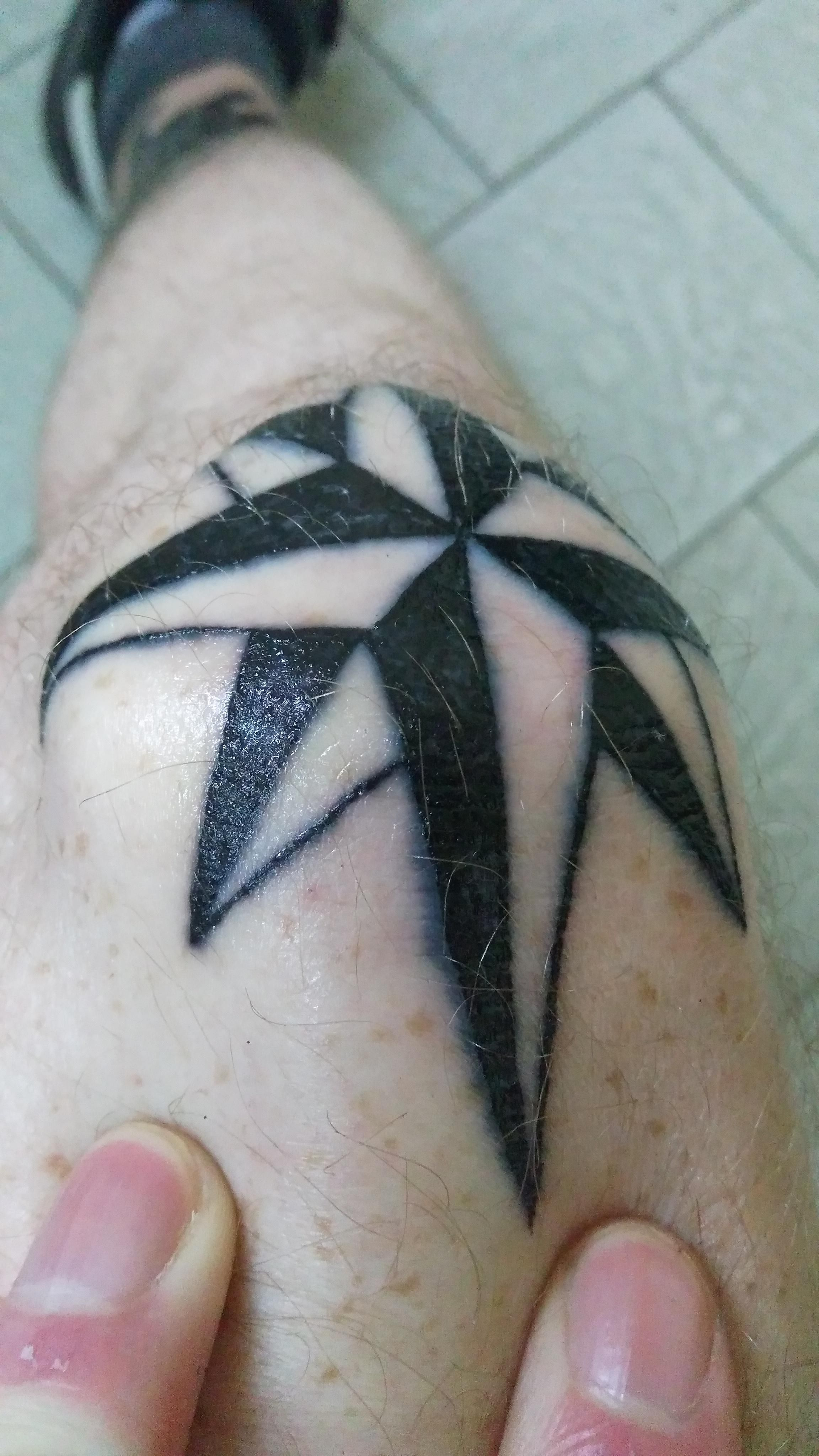 Knee Tattoo Blowout Tattoo Blowout Knee Tattoo Body Art Tattoos