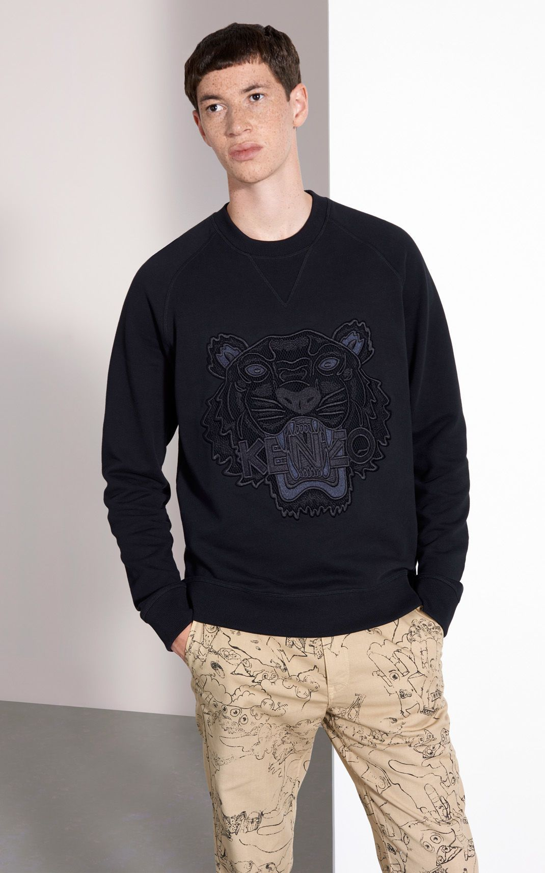 cheap kenzo eye sweatshirt