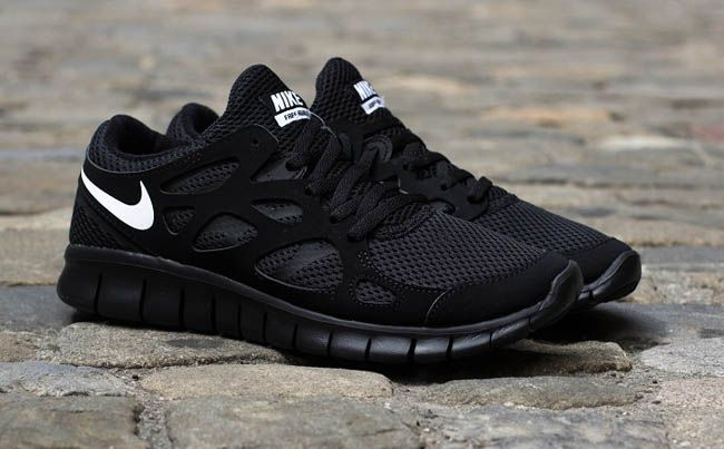 nike free run 2.0 black online > OFF50% Discounts