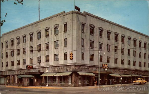 The Hart Hotel In Battle Creek Mi