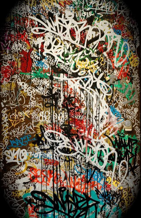 not a fan of the tag but this and graffiti art always on simply wall street id=36140