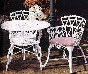 Cast Aluminum Patio Garden Furniture
