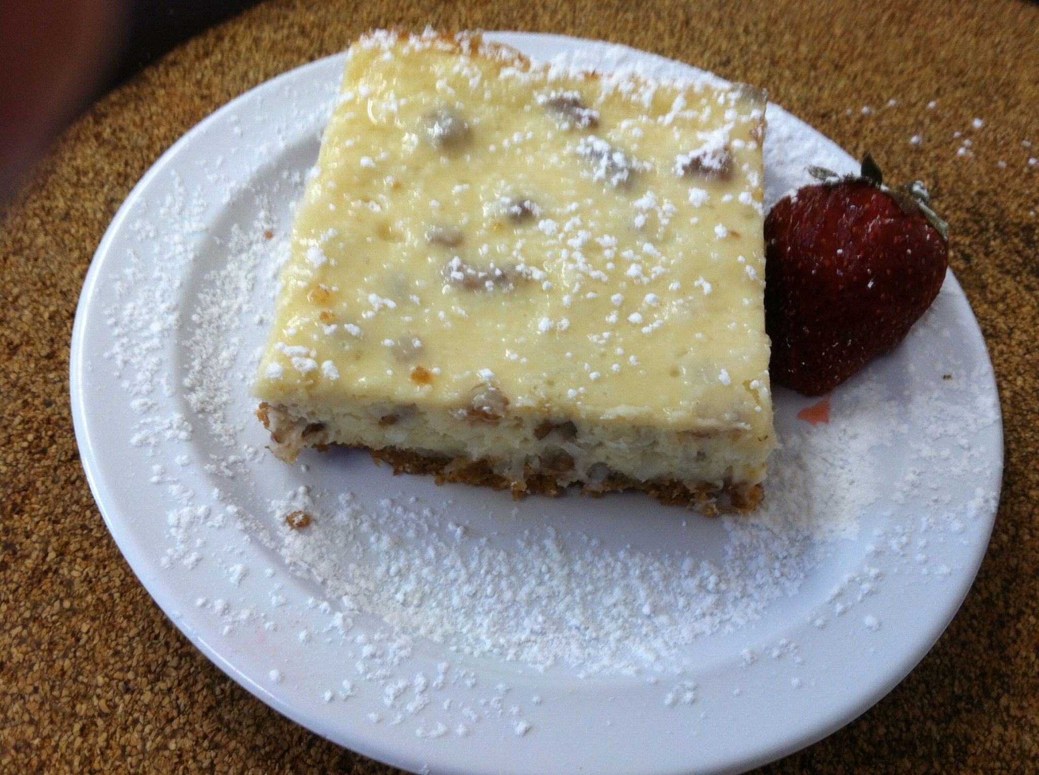 Cottage Cafe From Pensacola Victorian BB Caters Weddings This Cheesecake Included In And Beach Florida