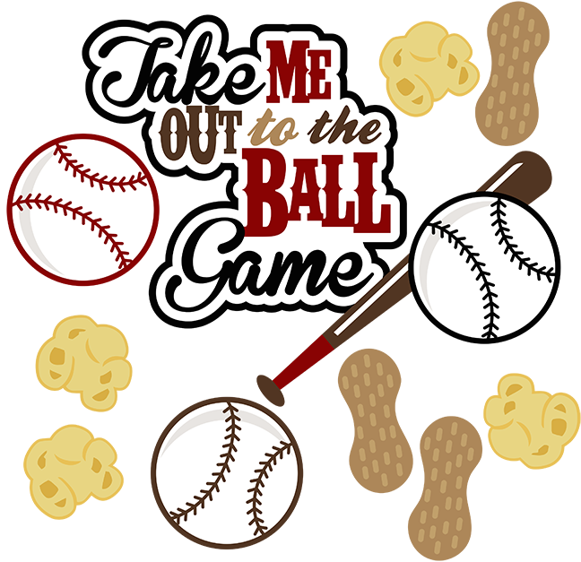 Take Me Out To The Ballgame... Baseball scrapbook