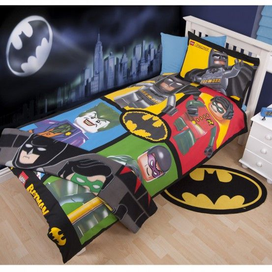 . Bedroom   Amazing Batman Kids Bedroom Decor Ideas  Chic Superhero