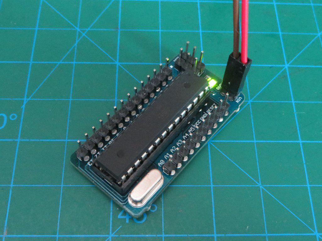Free up your Arduino Uno with the ATmega328p Breakout Board!