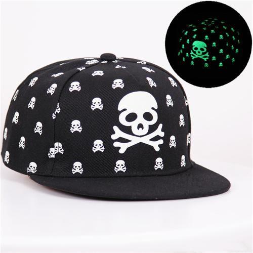 a43841db0a7 iMucci Graffiti Baseball Cap Hip Hop Fluorescent Light Snapback Caps Men  Casquette Women Girl Noctilucence Hats