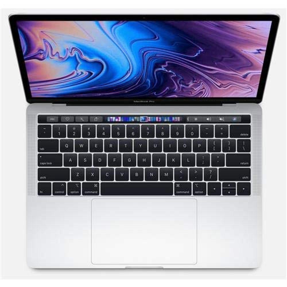 Apple 13 3 Macbook Pro With Touch Bar 2 7ghz Quad Core Intel Core I7 16gb Ram 512gb Ssd Iris Plus 655 Silver Mid 2018 Renewed Ediginext In 2020 Apple Macbook Macbook Pro 13 Inch Macbook
