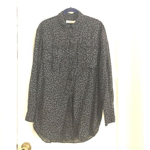 Leopard Print Lightweight Cotton Shirt   Leopards, Tunics and Cotton