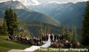 Plan Your Outdoor Wedding In Colorado With Mountain Celebrations Top Venues Ski