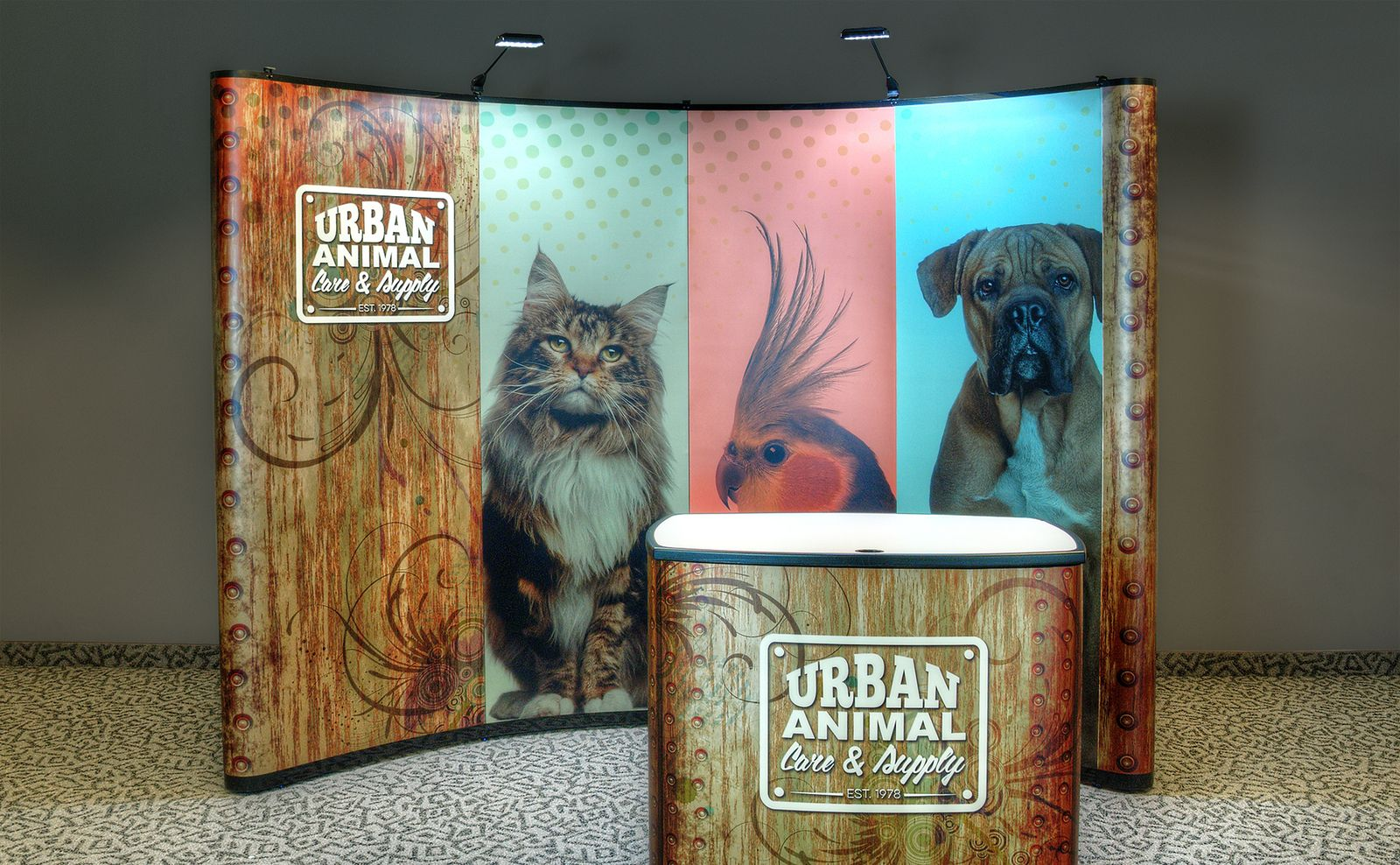 Exhibit Design Ideas & Inspiration - Trade Show Displays | Pitching ...