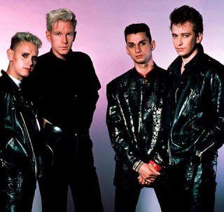 depeche mode 320 discography