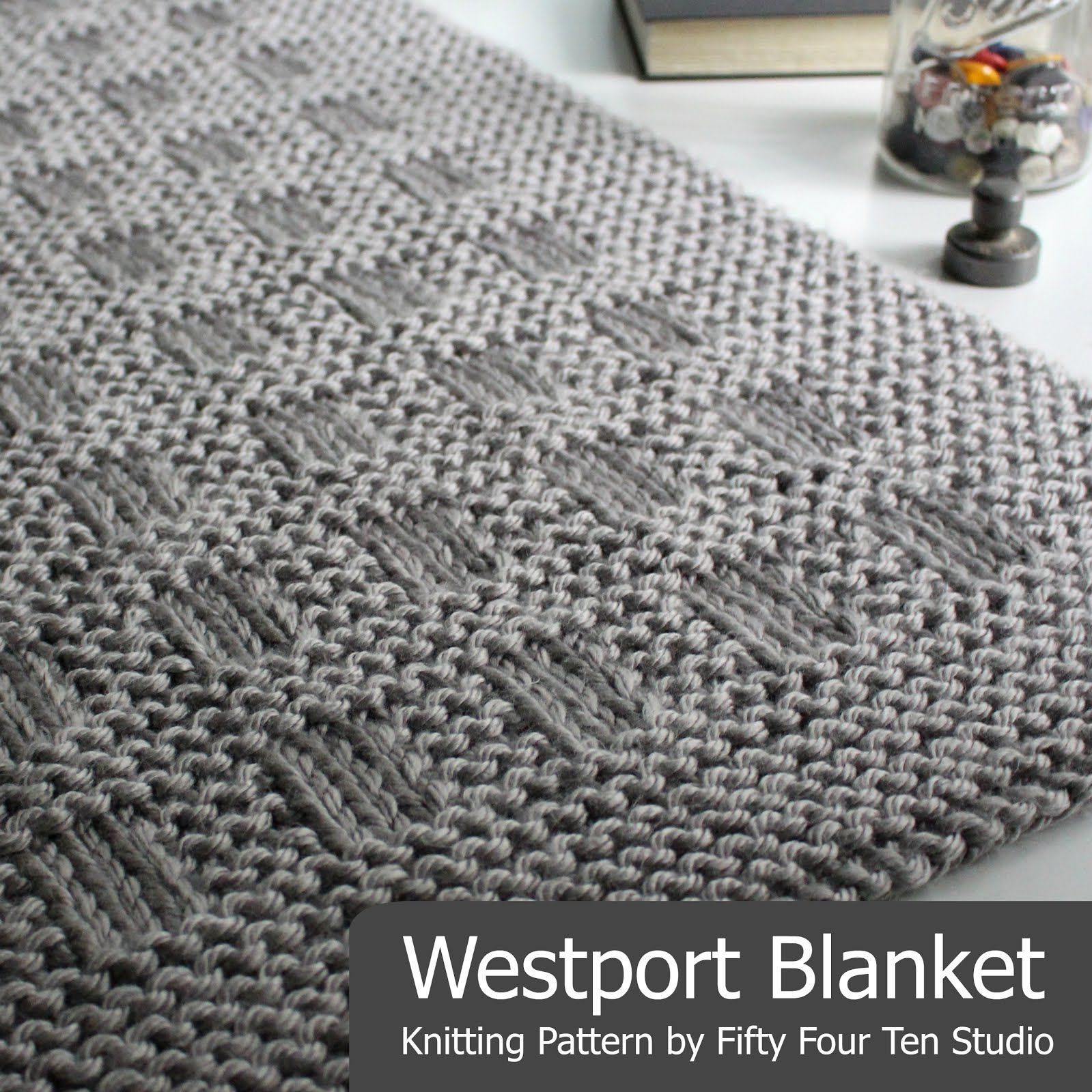 Westport Blanket | Häkeln & Stricken | Pinterest | Babydecken, Decke ...