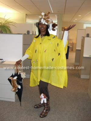 Coolest Raining Cats And Dogs Costume One Night Stand Costume