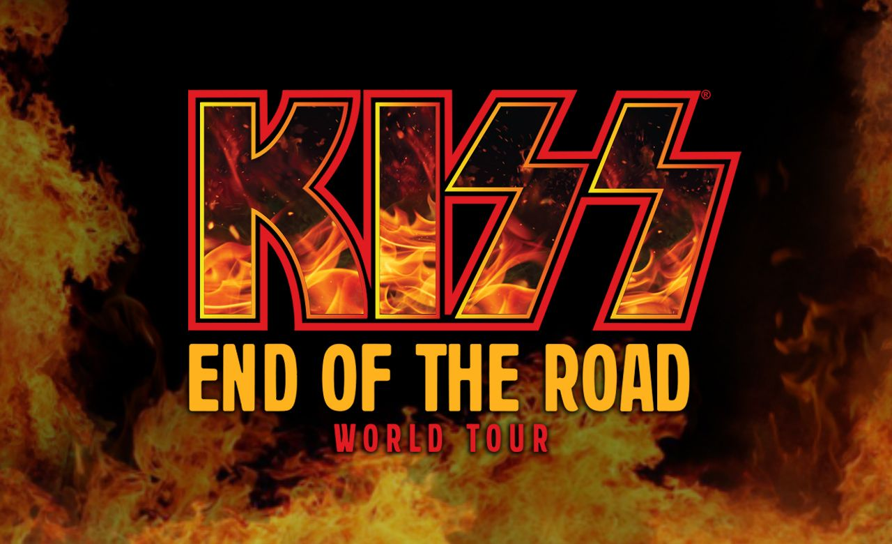 Kiss online to the official kiss website in