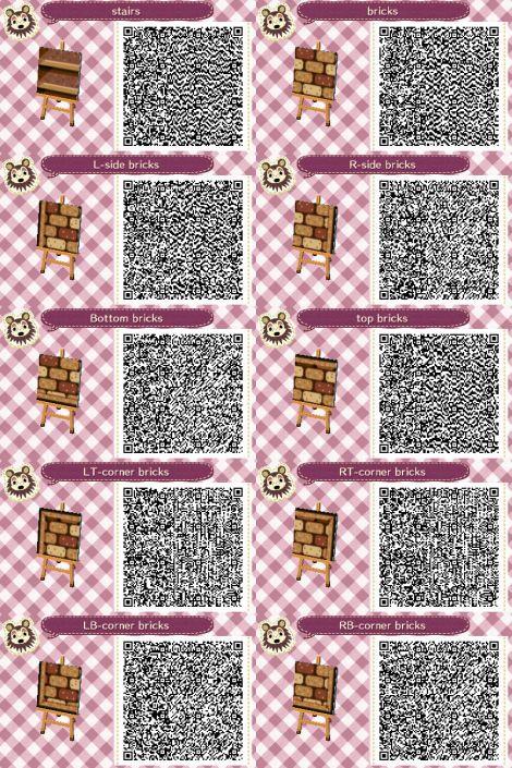 Animal crossing path ac nl qr codes pinterest animal for Acnl boden qr