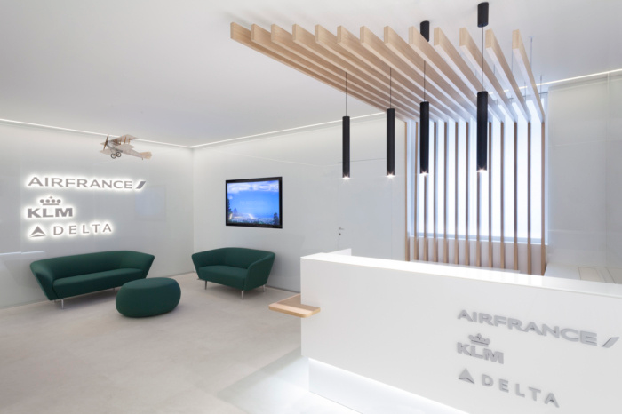 Office Tour: Air France & KLM Offices – Milan