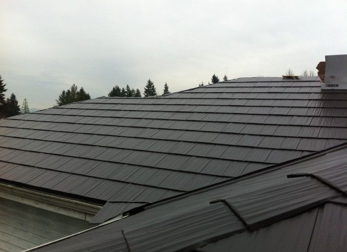 Metal Roofing Seattle Metal Roof Roof Architecture Roofing