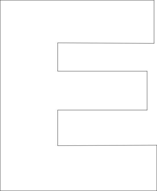 Uppercase Letter I Template Printable Letter templates - letter i template
