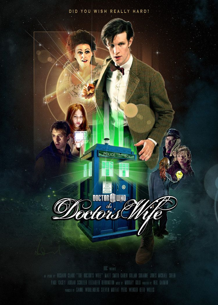 Star Wars Style Poster For Doctor Who S The Doctor S Wife Geektyrant Doctor Who Comics Doctor Who Wallpaper Doctor Who Episodes
