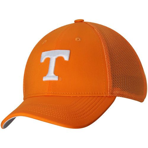 0305c2a4f33 Men s Nike Anthracite Tennessee Volunteers Legacy 91 Mesh Back Swoosh  Performance Flex Hat - Tennessee Volunteers Store