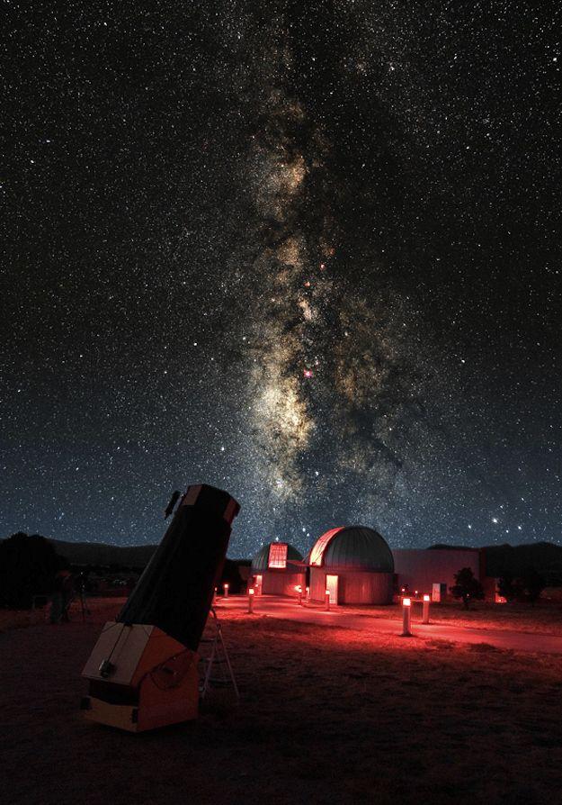 Star Gazing - McDonald Observatory, Texas