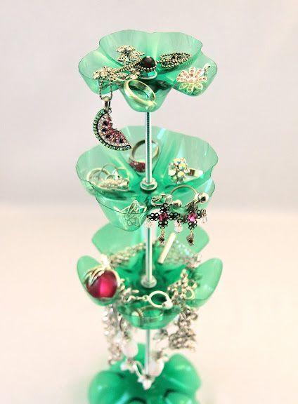 ac15ebcfae4a Como hacer un porta joyas reciclado