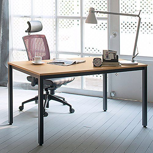 Awesome Need Computer Desk Computer Table Sturdy Office Meeting/Training Desk, Teak