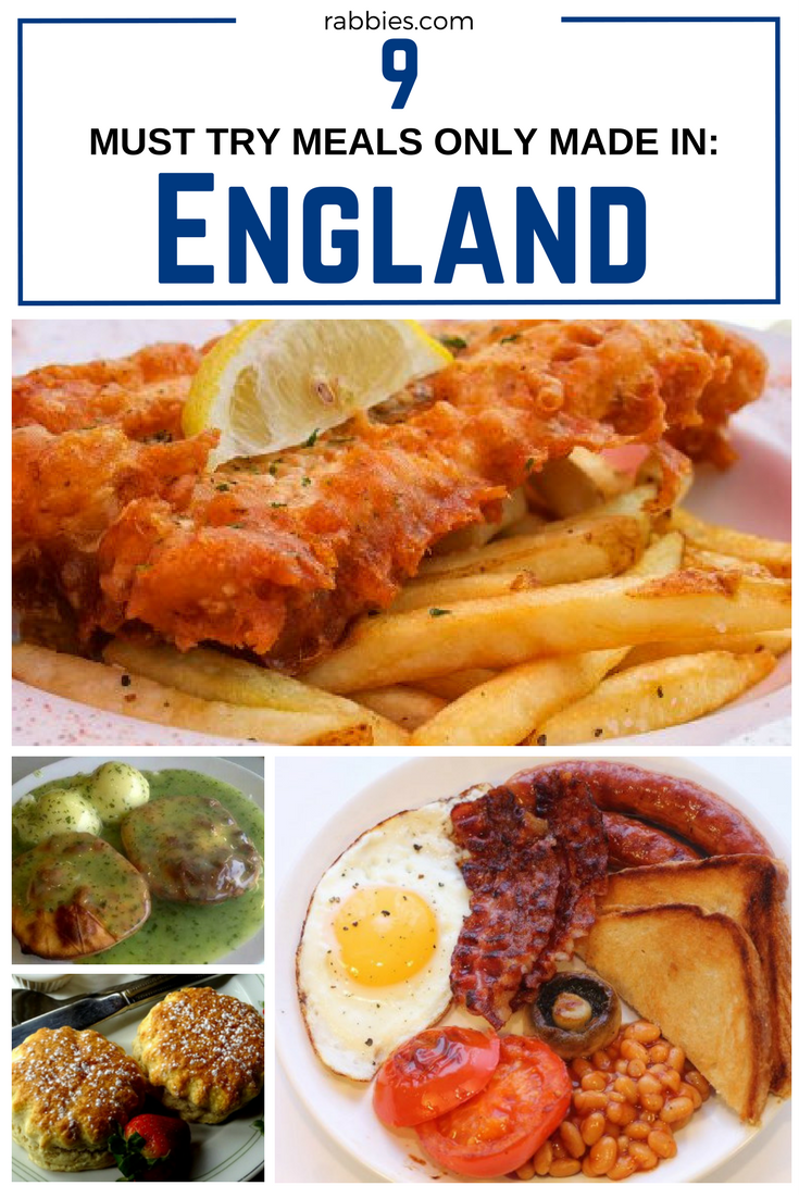 What to eat in England 72