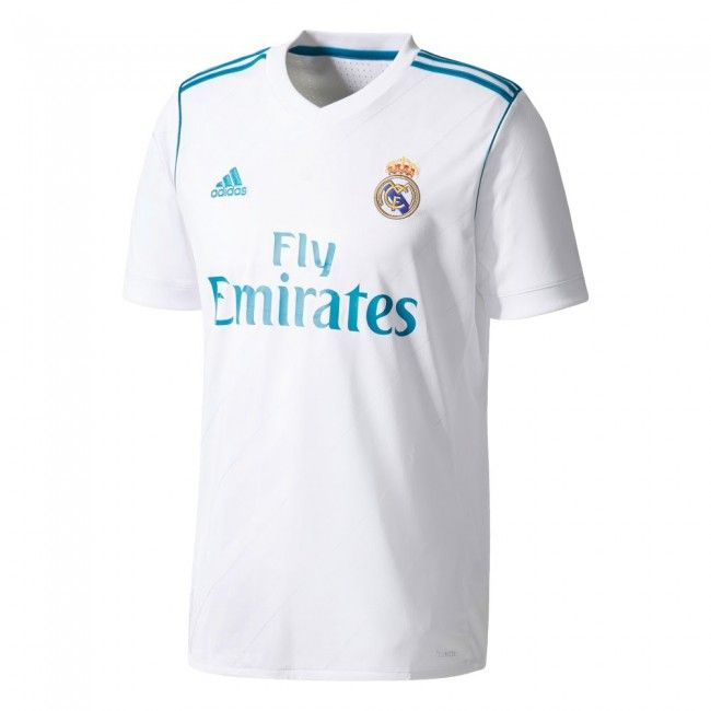 Camiseta del Real Madrid 2017-2018 Local #realmadrid #shirt