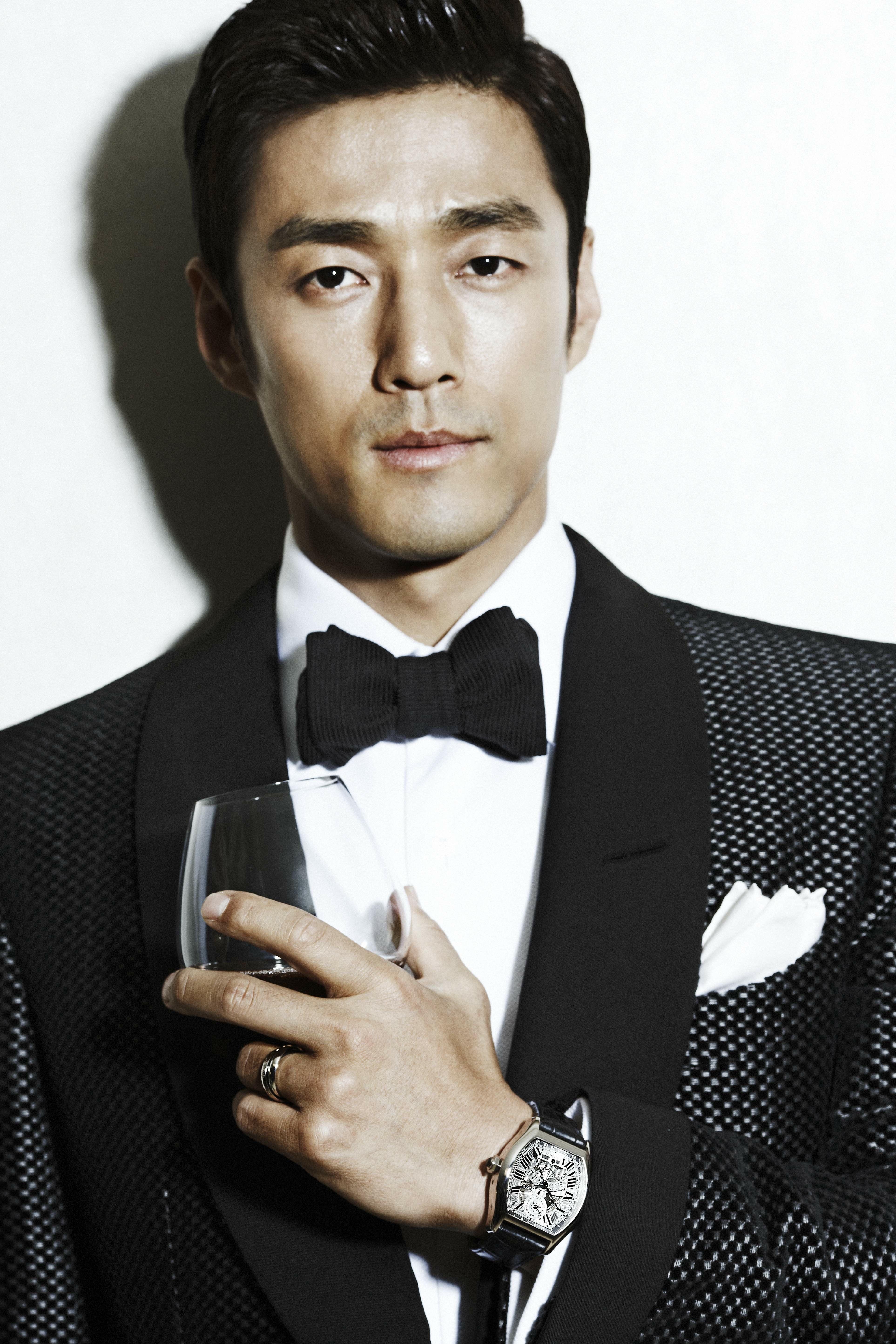 Ji Jin Hee (지진희, Korean Actor)