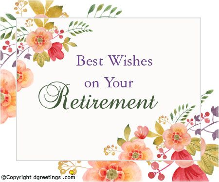 retirement messages - : Yahoo Image Search Results | Gift ...