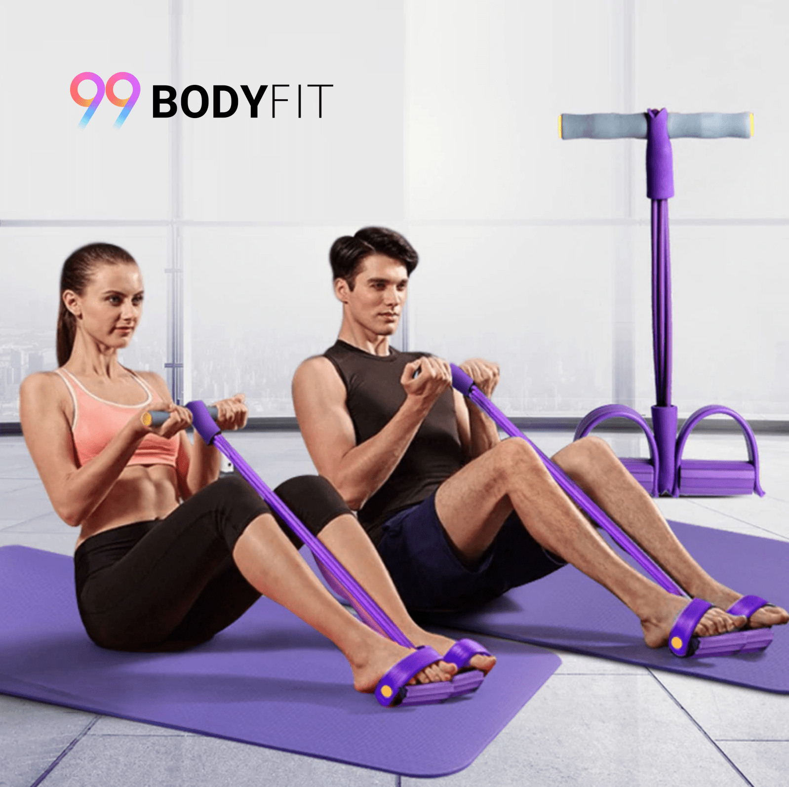 Fitbands Versatile Fitness Tension Rope 99bodyfit International In 2020 Band Workout No Equipment Workout Gym Workouts