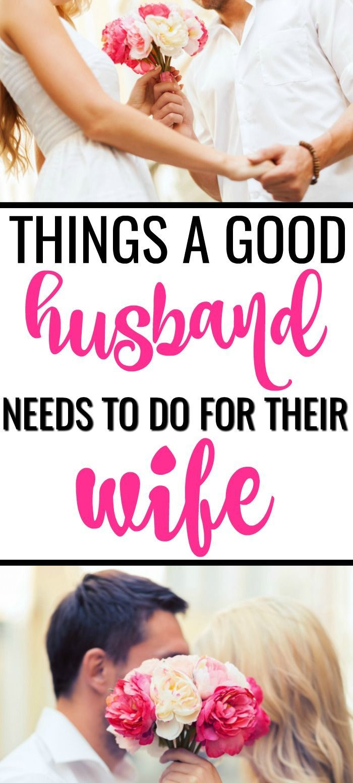 How to Be a Better Husband: 8 Things a Good Husband Needs