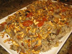 Arabic food recipes lebanese makloubi with meat recipe my arabic food recipes lebanese makloubi with meat recipe forumfinder Images