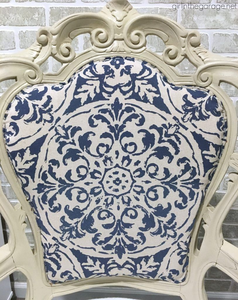 The throne chair diy reupholstered chair makeover and being