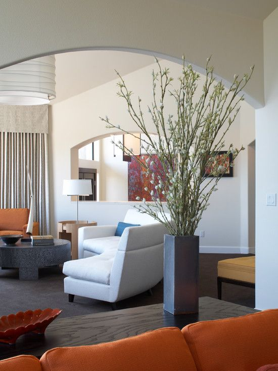 large vase for living room small space rooms design decorating contemporary effective tall