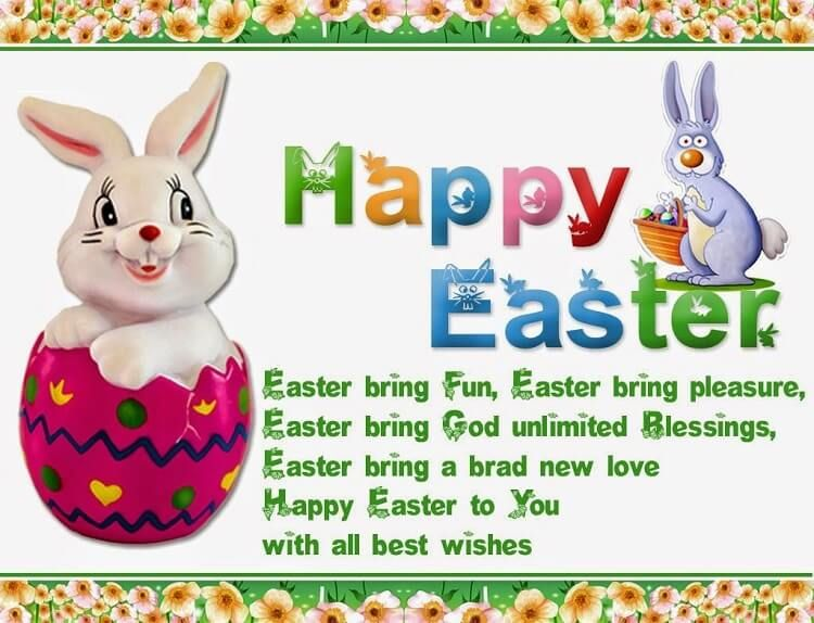 Sms wishes for easter day easter day pinterest easter and sms wishes for easter day m4hsunfo
