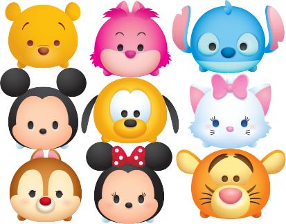 Pin De Michelle Sluder En Tsum Tsum Disney Drawings
