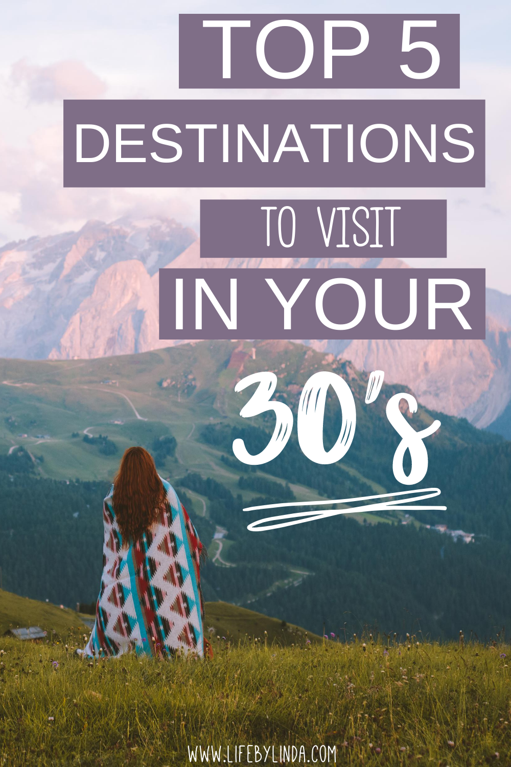 Top 5 Travel Destinations To Visit In Your 30 S Bucket List Travel Travel Destinations Unique Best Places To Travel Traveling By Yourself