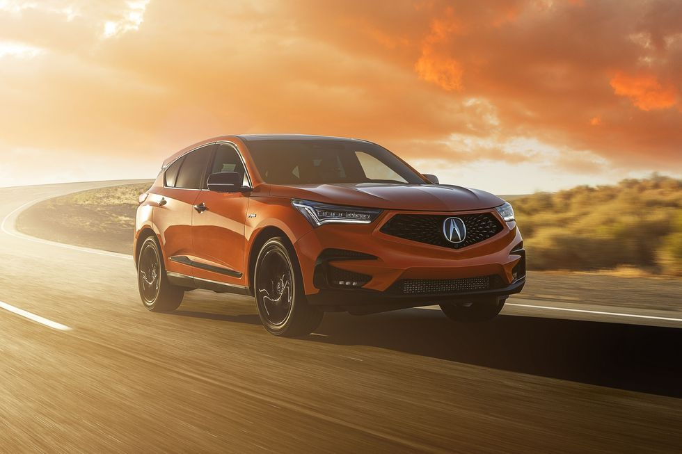 2021 Acura Rdx Review Pricing And Specs Acura Rdx Small Luxury Cars Best Suv