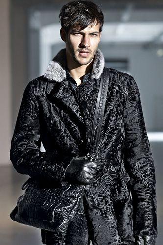 Persian Lamb Coat Mens Fur Men Mens Fashion Cat
