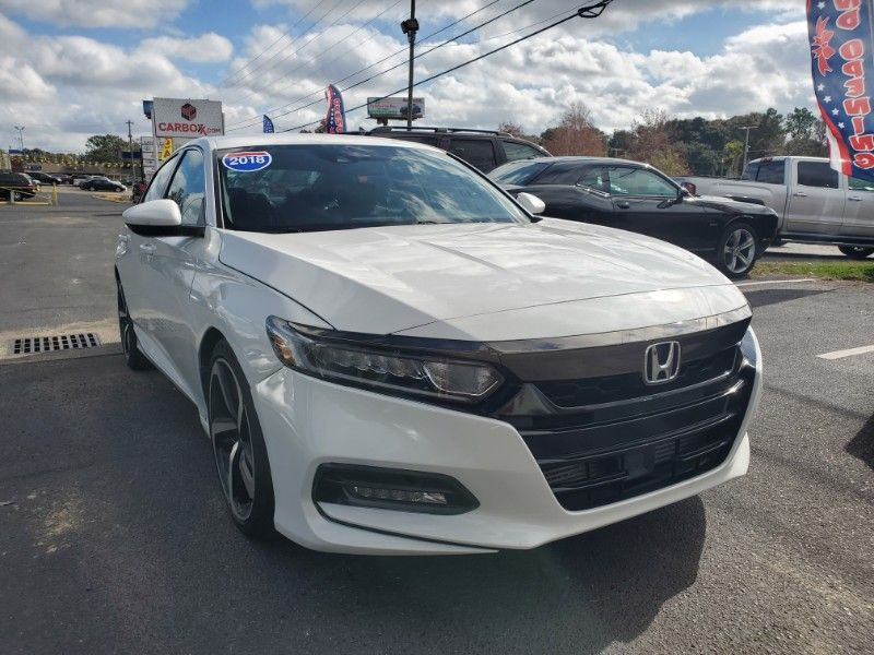 2018 Honda Accord Sport 2.0T 10A (With images) Honda accord