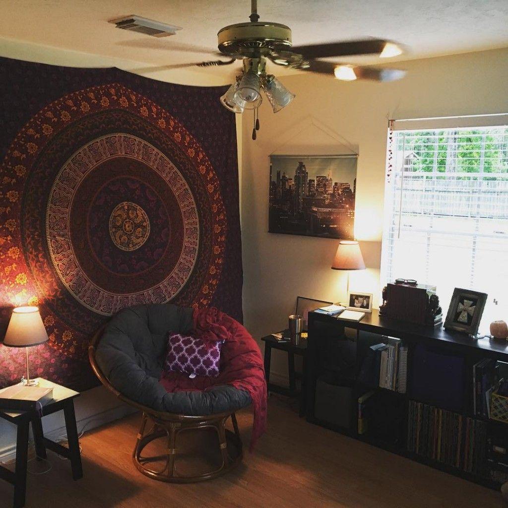 Hippie Bedroom tapestry bedding decoration Hippie Bedroom