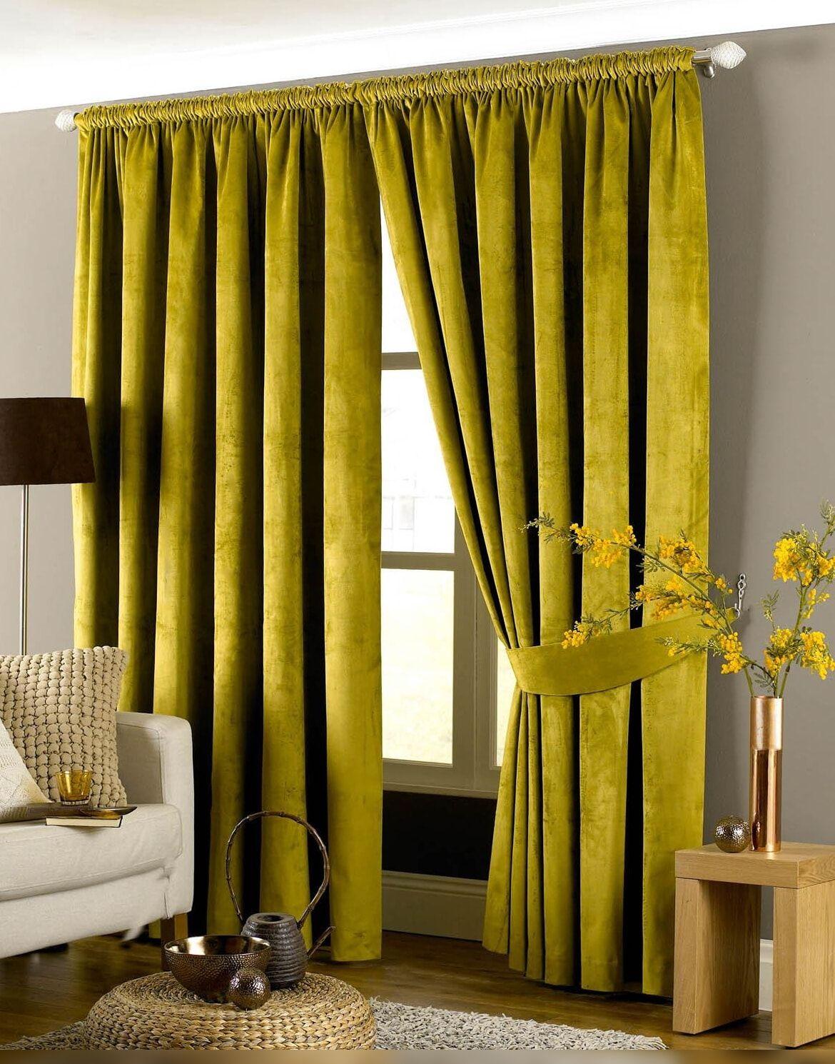 Interior Design Modern Curtains In Next Year 2020
