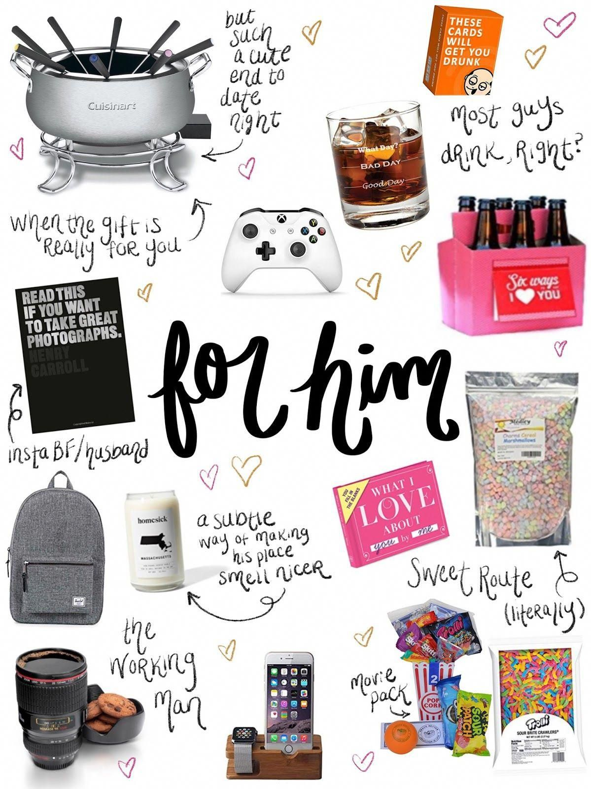 Valentine S Day Amazon Prime Under 50 For Him Gift Guide Boyfriend Surprisegiftsforhim Romantic Gifts For Him Valentines Gift Guide Surprise Gifts For Him