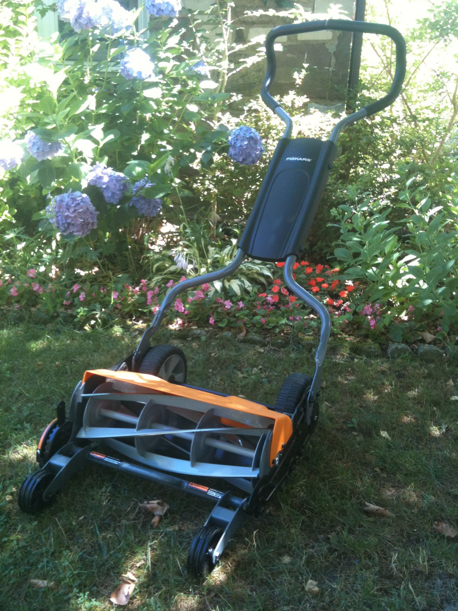 most advanced reel lawn mower Reel Lawn Mowers Pinterest