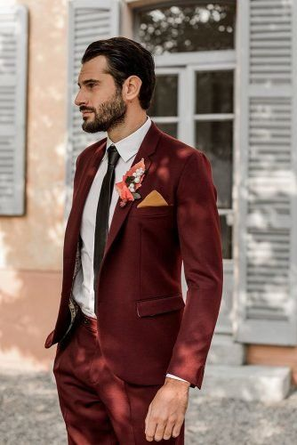 30 The Most Popular Groom Suits | Wedding Forward