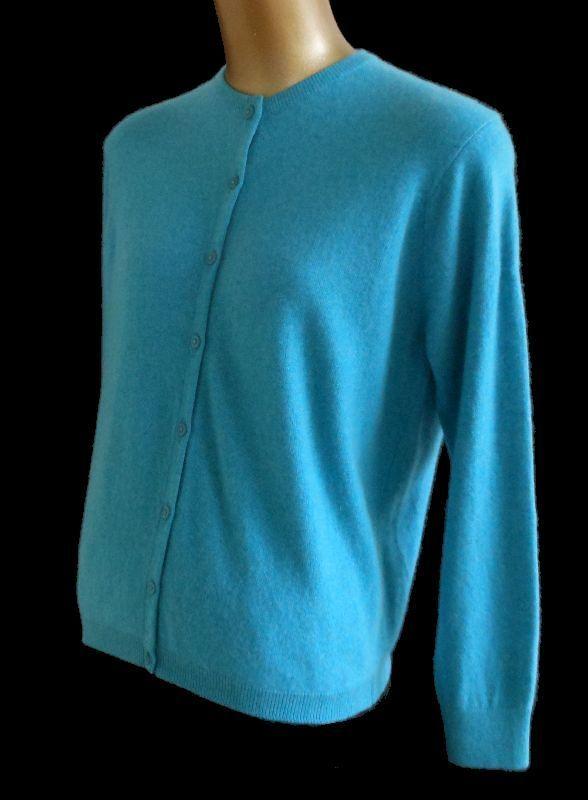 Vintage Cashmere Cardigan
